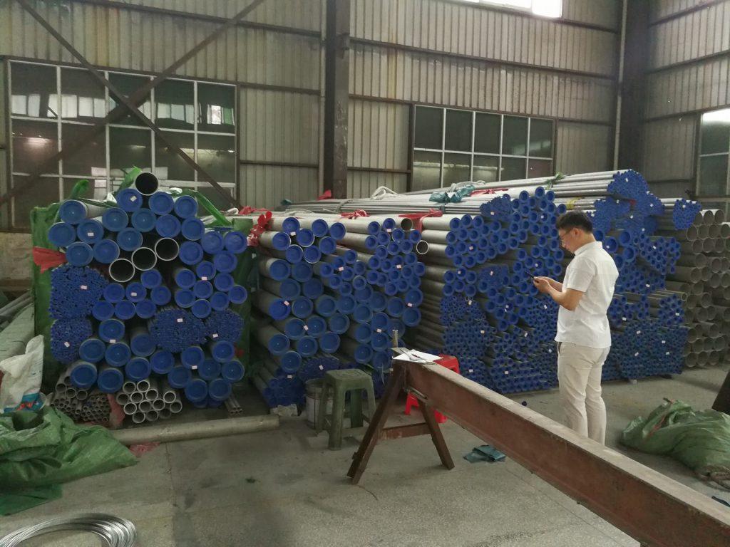 صادرات انواع لوله های درز دار و بدون درز در انواع متریال ها Stainless Steel , Carbon Steel , Alloy Steel