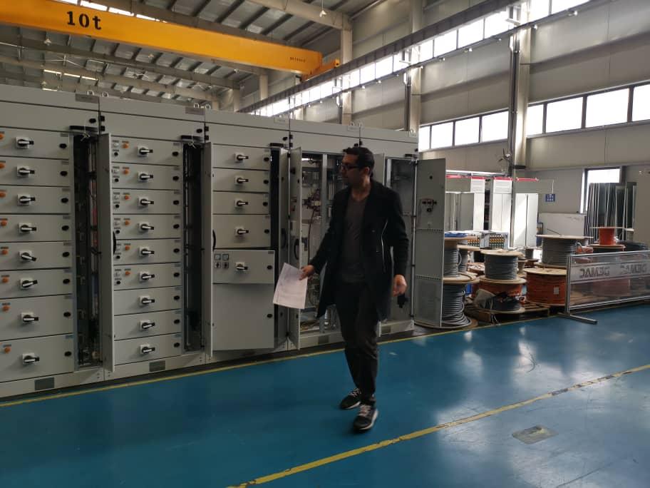 بازرسی از کارخانه تولید سوپر آلیاژهای اینکونل و مونل