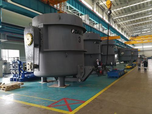 صنایع ذوب فلز در چین با تمرکز بر پاتیل (1)