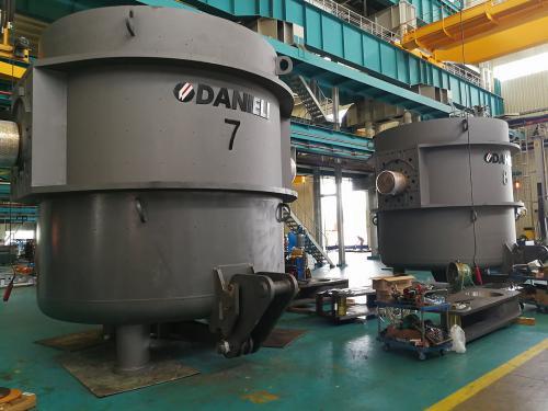 صنایع ذوب فلز در چین با تمرکز بر پاتیل (2)
