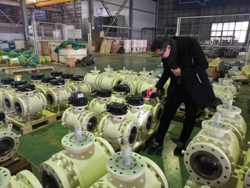کنترل و بازرسی کارخانه شیرآلات صنعتی (17)