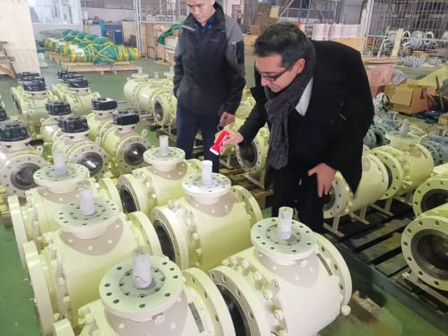 کنترل و بازرسی کارخانه شیرآلات صنعتی (7)