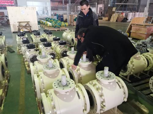 کنترل و بازرسی کارخانه شیرآلات صنعتی (8)
