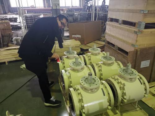 کنترل و بازرسی کارخانه شیرآلات صنعتی (9)